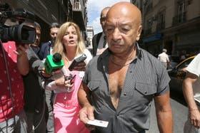 Habló el cerrajero que abrió la puerta del departamento de Nisman
