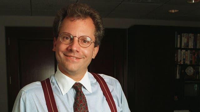 El director de The New York Times, Arthur Ochs Sulzberger Jr.