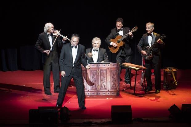 El grupo, ganador del premio Princesa de Asturias