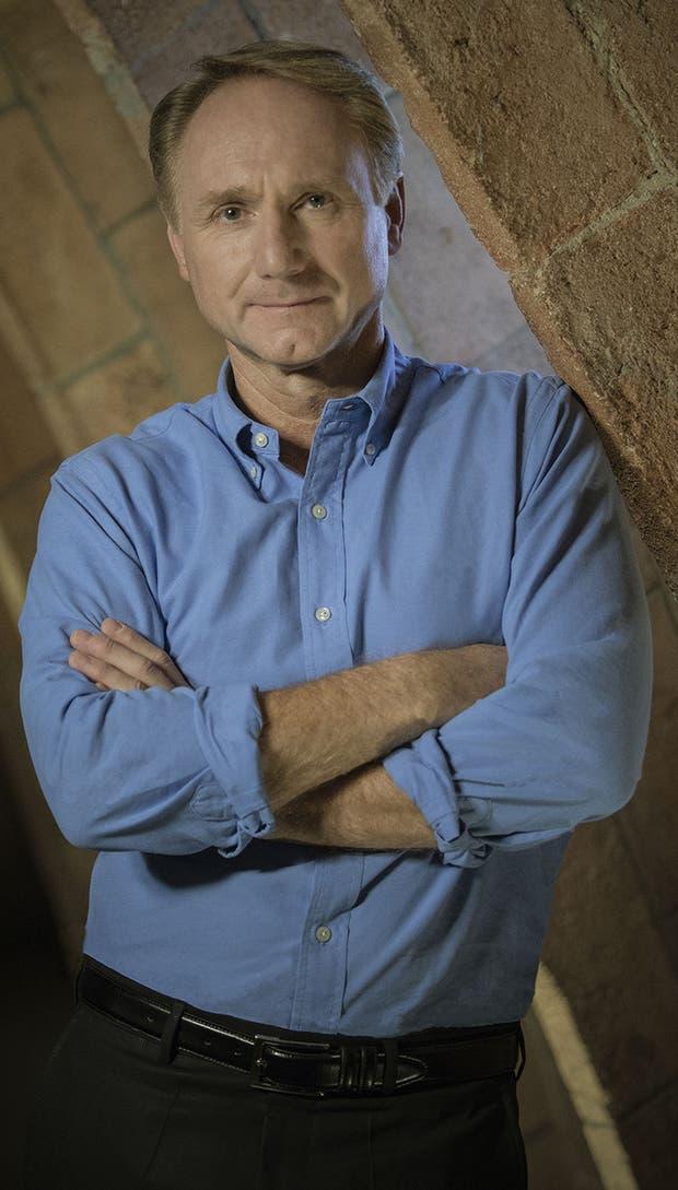 Dan Brown, el autor de Origen