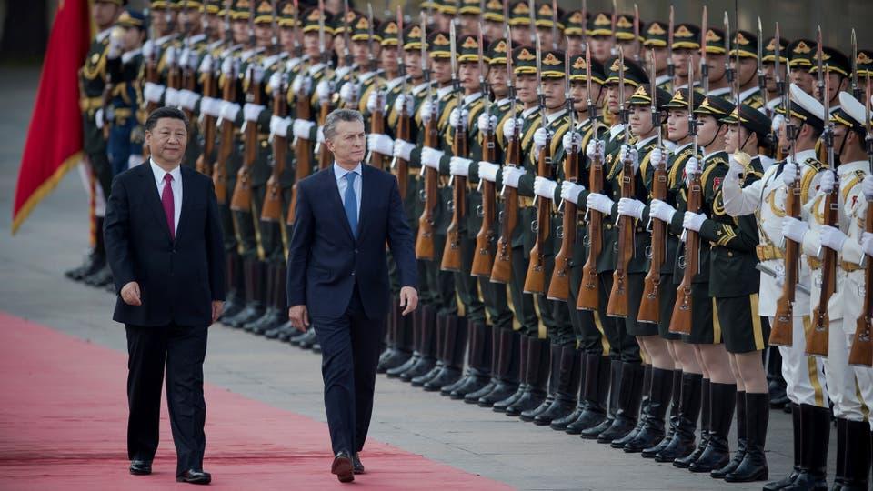 Macri firmó una serie de acuerdos por unos 15.000 millones de dólares para la construcción y financiación de dos centrales nucleares. Foto: Reuters