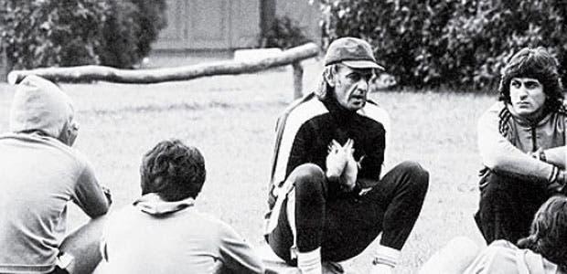 Antes del predio de Ezeiza, en 1978 la selección estuvo en la Fundación Natalio Salvatori