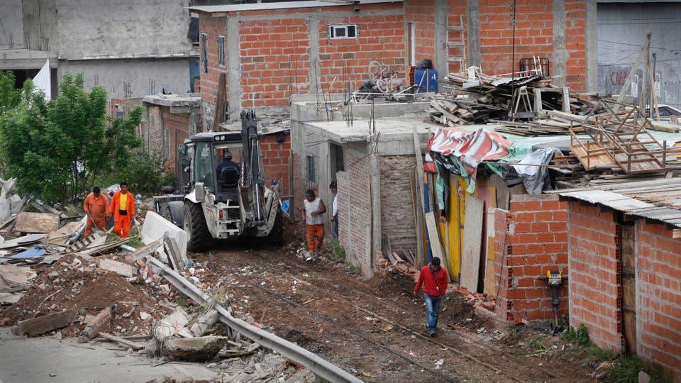 La 31 es una de las villas que será urbanizada. Foto: Archivo / Maxie Amena / LA NACION