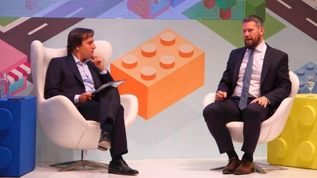 Mano a mano: José Del Rio (LA NACION) entrevista a Daniel Elsztain (IRSA)