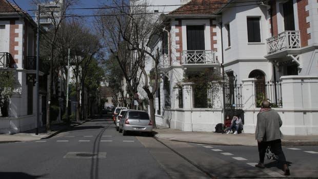 El Barrio Inglés en Caballito
