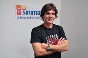 Especialista en posicionamiento web: Hernán Manzitti trabaja en Sinimanes.com