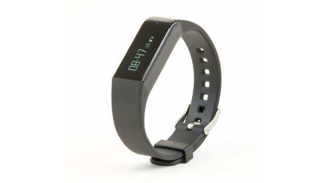 Ambas pulseras sirven también como reloj