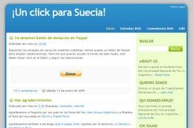 Los alumnos de la Universidad del Sur de Bahía Blanca crearon el blog ¡Un click para Suecia! para solventar los gastos del pasaje a la competencia de programación