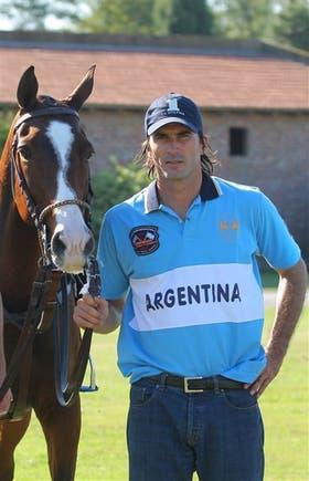 En 2009, su última vez con la camiseta nacional en Palermo