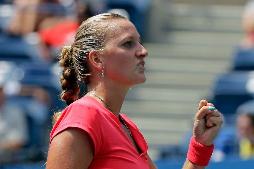 La checa Petra Kvitova es la séptima favorita en Nueva York. Foto: Fotos de EFE, AP, AFP y Reuters