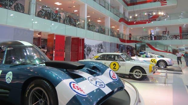 En Río Hondo, un circuito moderno y un Museo del Automóvil