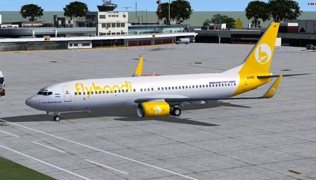 Flybondi empezará a volar en febrero