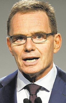Andrew Mackenzie, presidente ejecutivo de la minera BHP Billiton.