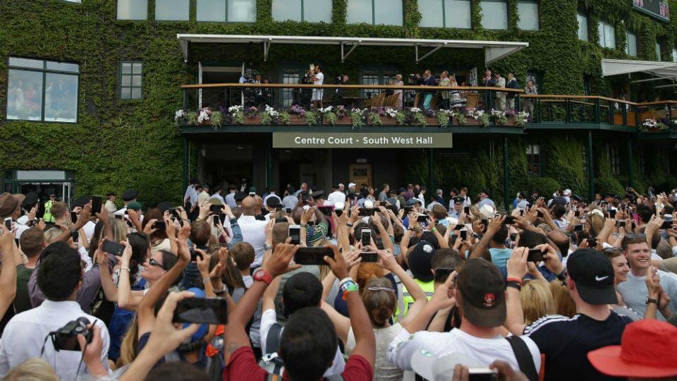 Roger Federer hace historia y gana su octavo Wimbledon