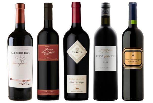 Algunos clásicos argentinos renuevan sus estilos y siguen mejorando año a año su calidad. Aquí, cinco etiquetas de lujo que se convirtieron en vinos de culto.
