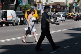Difundieron un estudio que da cuenta de la mala educación peatonal