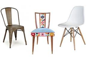 10 modelos de sillas para tu comedor