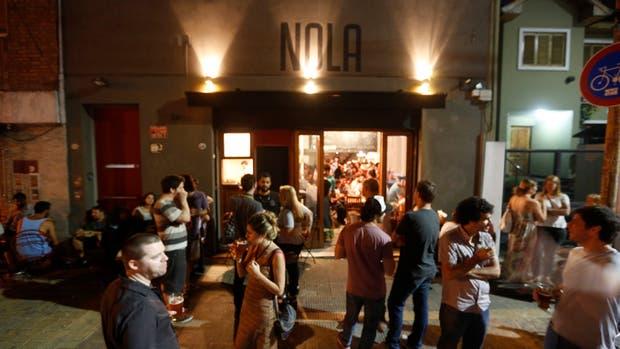 Nola, uno de los puntos más visitados por los jóvenes