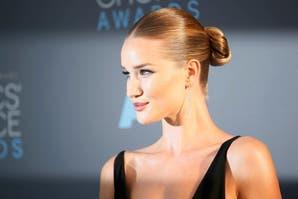 Peinados recogidos, los elegidos de las celebrities