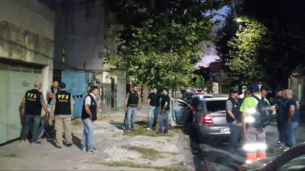La policía detiene al femicida