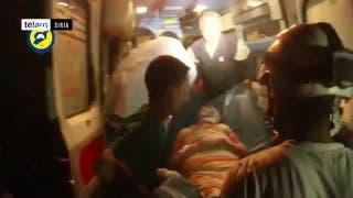 Sangriento operativo rescate en Siria