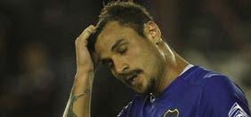 Boca rescindió el contrato con Daniel Osvaldo, que donará parte de su sueldo a las inferiores de Boca