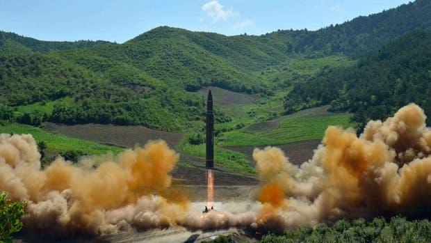 Así es el ICBM, el misil que lanzó Corea del Norte y que enojó a Estados Unidos