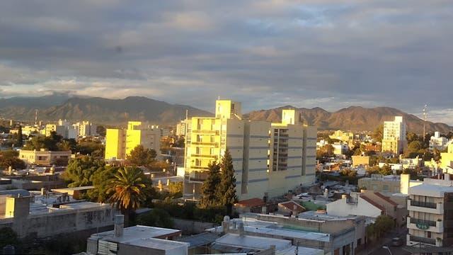 Vistas de la ciudad de San Luis