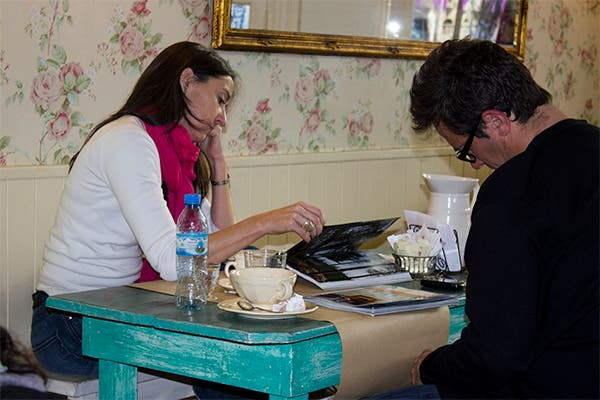 Pierina Tea House es otra casa de té que se suma a la propuesta Teanner. Foto: Gentileza Agustina Ferreri