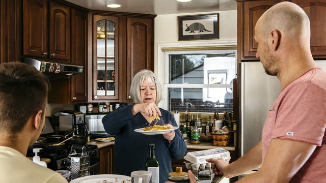 La norteamericana Jill Bishop recibe viajeros en su casa por Airbnb
