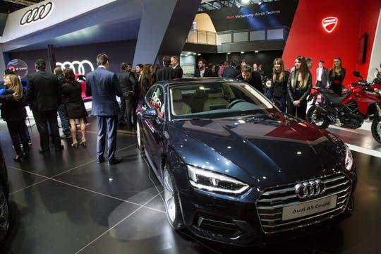 Audi A5 Coupé.