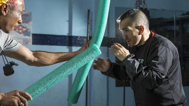 Omar Narváez busca otra chance a los 42