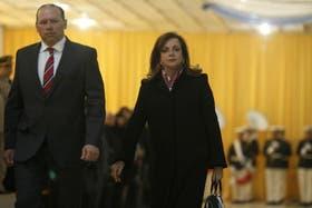 Desde que asumió como secretario de Seguridad, Sergio Berni tuvo una relación muy distante con la ahora ex ministra Nilda Garré