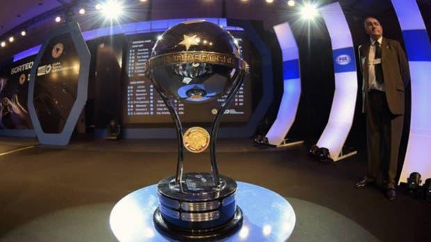 La Copa Sudamericana también tiene programación para sus octavos de final