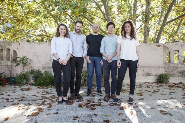 """Los empleados de Enigma, una start up estadounidense, vivieron tres semanas en Buenos Aires """"para inspirarse"""""""