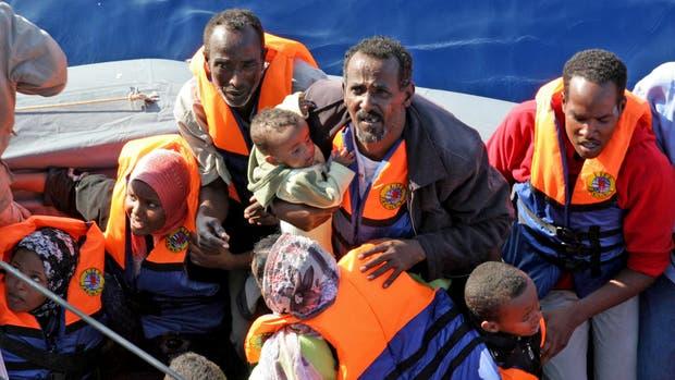 Migrantes y refugiados Éthos