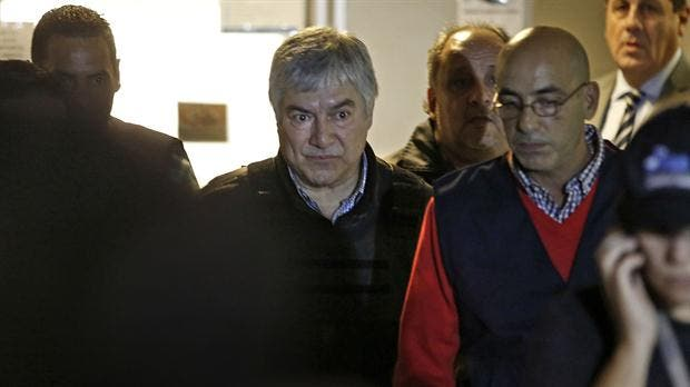 El pedido de la UIF se hizo a Casanello en el marco de las indagatorias que dispuso sobre Báez, sus hijos y otros involucrados