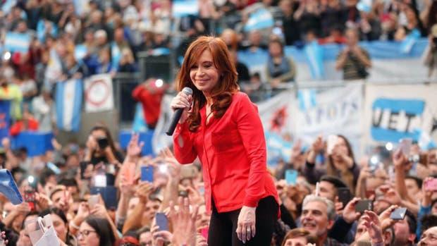 Cristina Kirchner visitó La Matanza y habló de Milagro Sala