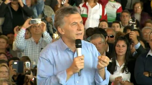 Macri tuvo una semana de éxitos, pero pidió no relajarse