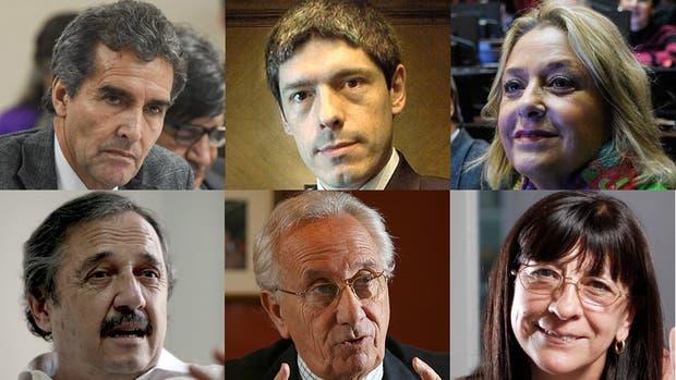 Los senadores Godoy, Abal Medina y Negre de Alonso y los diputados Alfonsín, Recalde y Conti dejan el Senado y la Cámara de Diputados, respectivamente