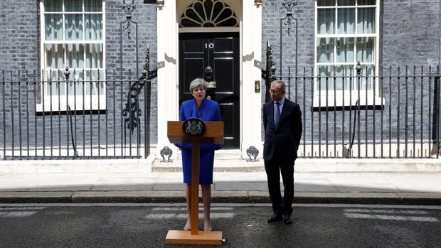 """En palabras de varios diputados conservadores, la primera ministra Theresa May hizo una campaña """"catastrófica"""""""