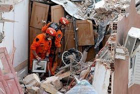 Una vez identificados los dos nuevos cuerpos, se daría por finalizado el operativo de rescate