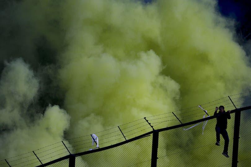 ¿Caruso Lombardi estuvo en la Bombonera?. Foto: AP