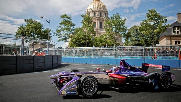Resultado de imagen para jose maria lopez formula e paris 2017