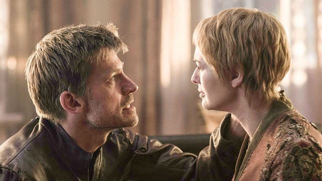 Jamie y Cersei también son hermanos, pero se quieren más (quizá demasiado)