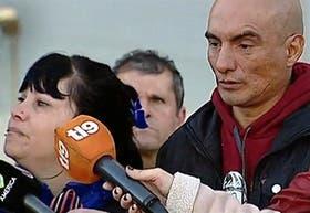 Darío Vallejos, padre de la joven asesinada, dijo que un ladrón se rió de su dolor