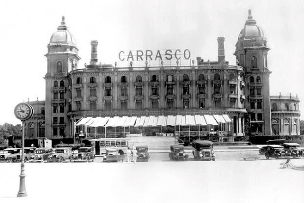 Antes: El arquitecto francés Gastón Mallet fue el artífice del proyecto mientras que el paisajismo original lo desarrolló Carlos Thays..