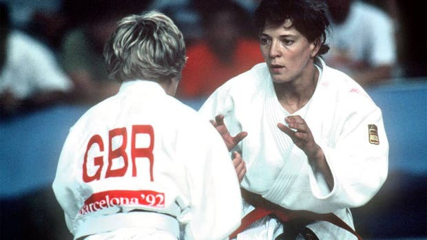 Miriam Blasco se enfrenta a Nicola Fairbrother