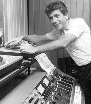 En 1985 se destacaba desde su mítico programa de televisión, Badía y Cía (foto de 1985). Foto: Archivo