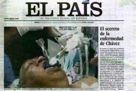 La tapa de El País de hoy